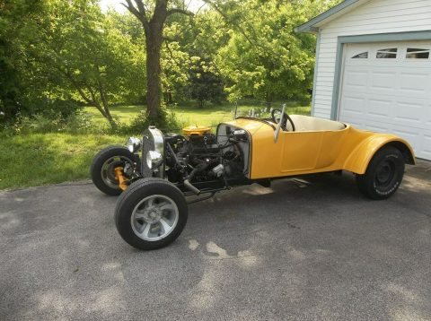 replica 1927 Ford Model T hot rod for sale