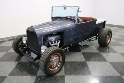 terrific 1929 Ford Pickup hot rod for sale