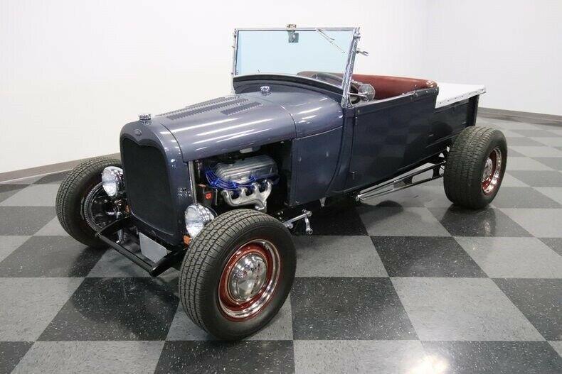 terrific 1929 Ford Pickup hot rod