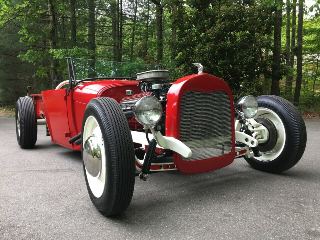 very nice 1929 Ford hot rod