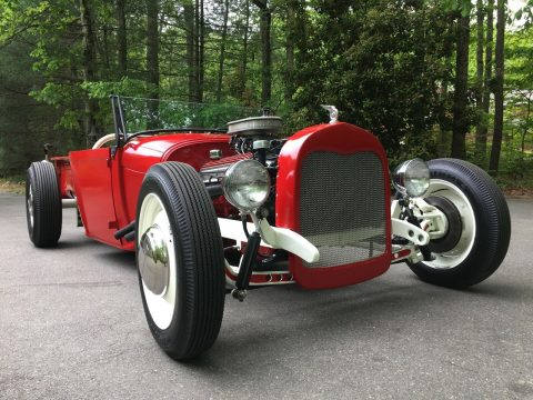 very nice 1929 Ford hot rod for sale