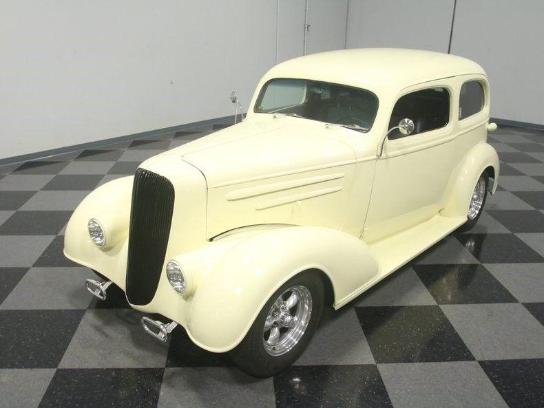 very nice 1936 Chevrolet Streetrod hot rod