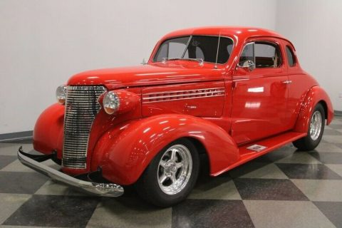 very nice 1938 Chevrolet Coupe hot rod for sale