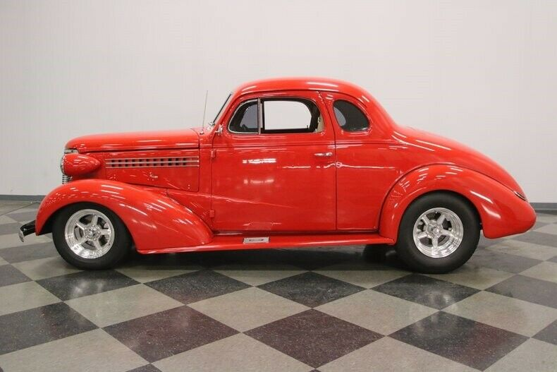 very nice 1938 Chevrolet Coupe hot rod