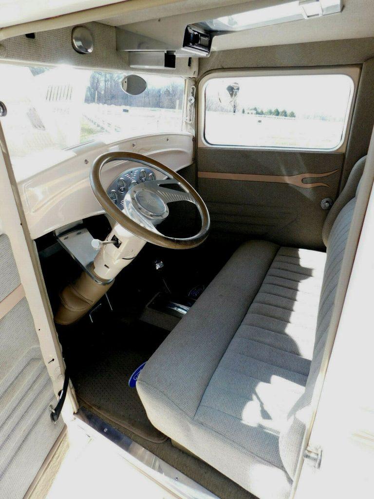 vintage 1934 Ford Pickup hot rod