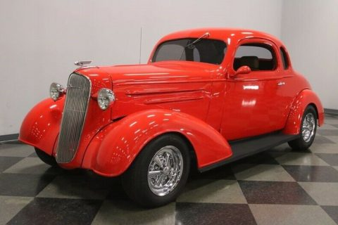 vintage classic 1936 Chevrolet Coupe hot rod for sale