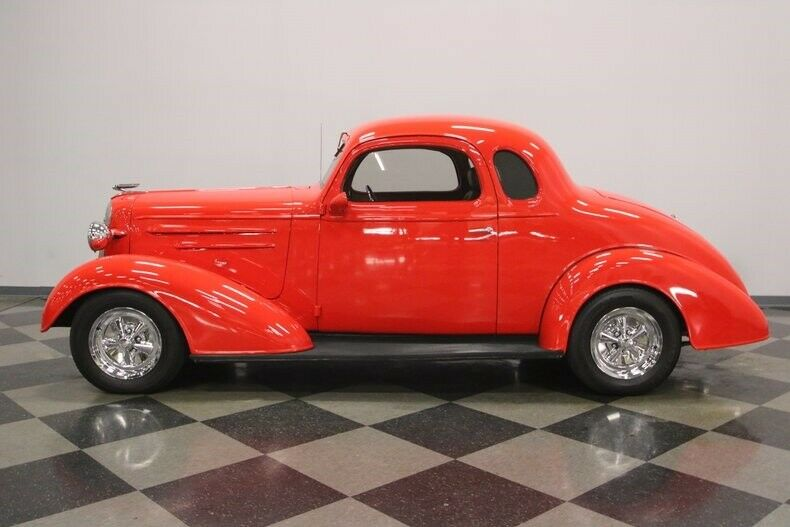 vintage classic 1936 Chevrolet Coupe hot rod