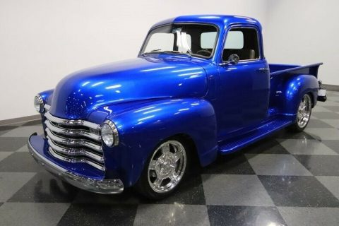 mint 1951 Chevrolet Pickup hot rod for sale