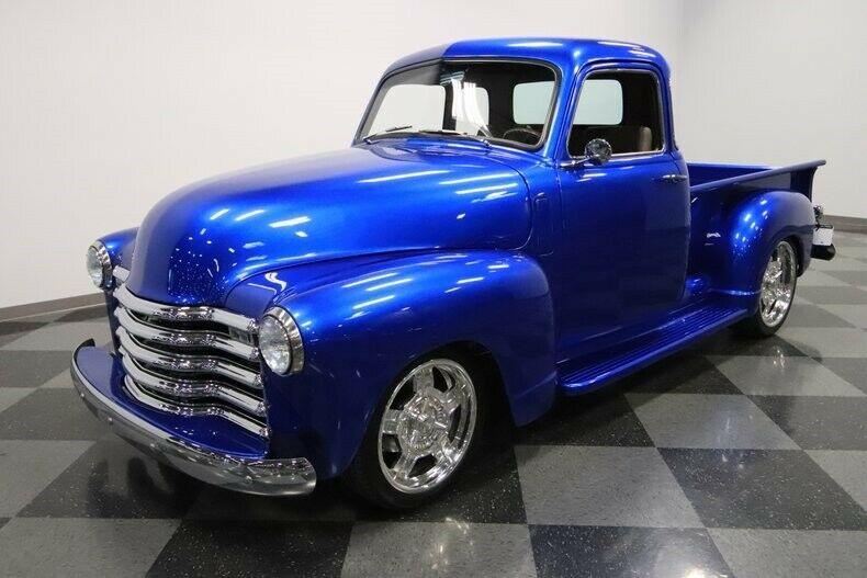 mint 1951 Chevrolet Pickup hot rod