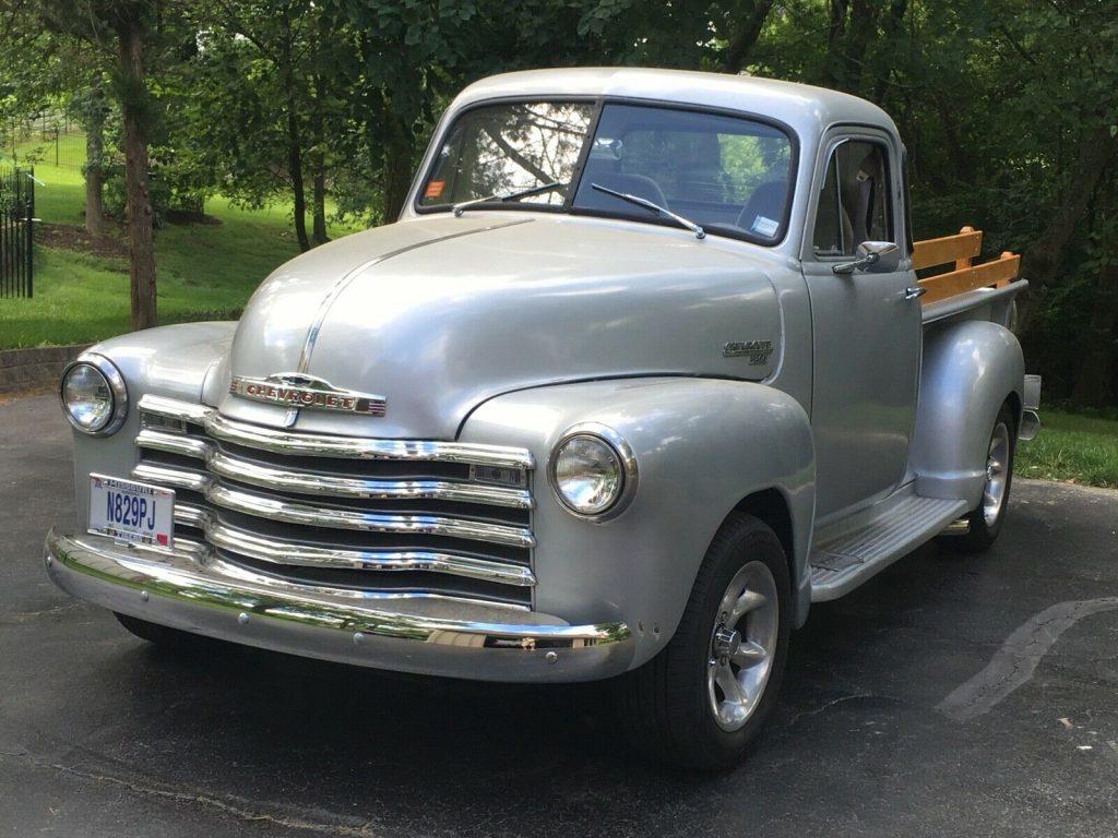 very nice 1951 Chevrolet 3100 Pickup hot rod