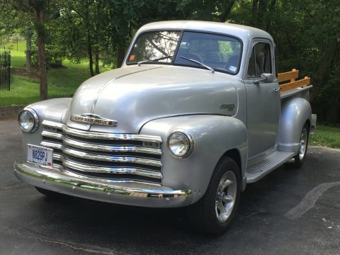 very nice 1951 Chevrolet 3100 Pickup hot rod for sale