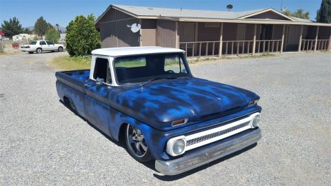 air ride 1964 Chevrolet C 10 Custom pickup hot rod for sale
