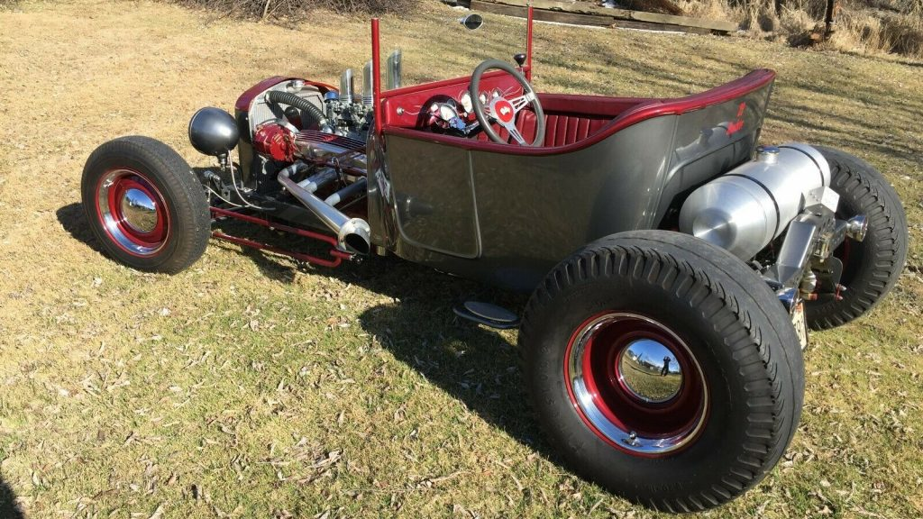 cool classic 1923 Ford Roadster hot rod