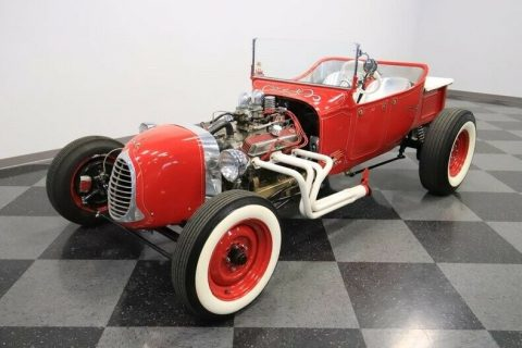 low miles 1923 Ford T Bucket Track T Roadster hot rod for sale
