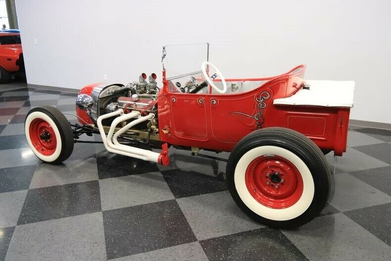 low miles 1923 Ford T Bucket Track T Roadster hot rod