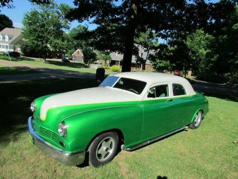one of a kind 1948 Kaiser hot rod for sale