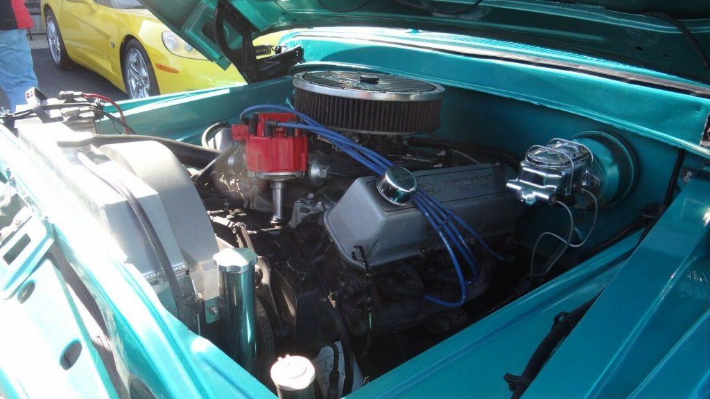 pro street 1964 Ford F 150 pickup hot rod