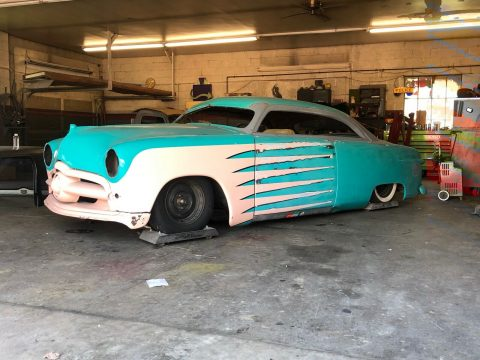 project 1949 Ford hot rod for sale