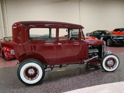 all steel 1930 Ford Model A hot rod for sale