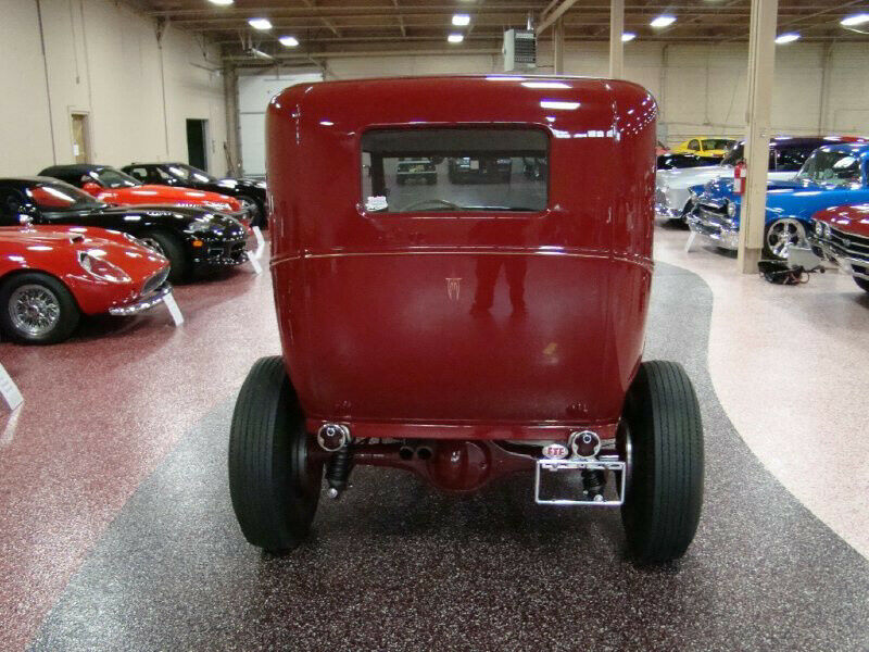 all steel 1930 Ford Model A hot rod