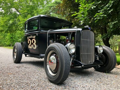 classic 1930 Ford Model A hot rod for sale