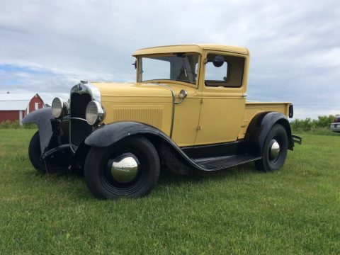 flathead 1931 Ford Pickup hot rod for sale