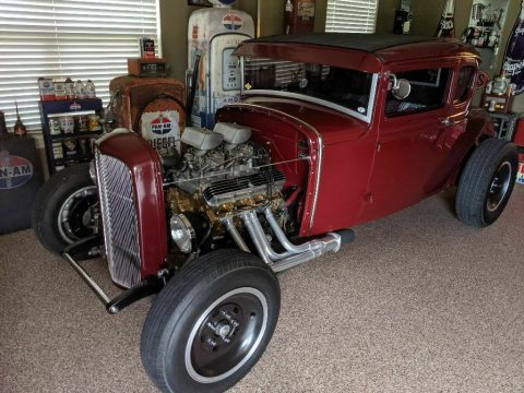 very nice 1930 Ford Model A Custom hot rod for sale