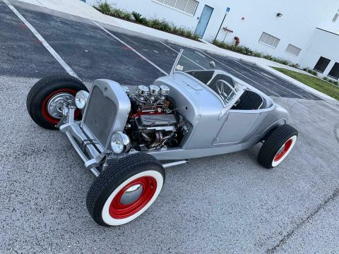 well built 1927 Ford Model T hot rod for sale