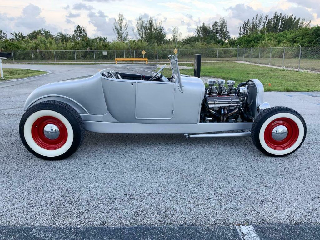well built 1927 Ford Model T hot rod