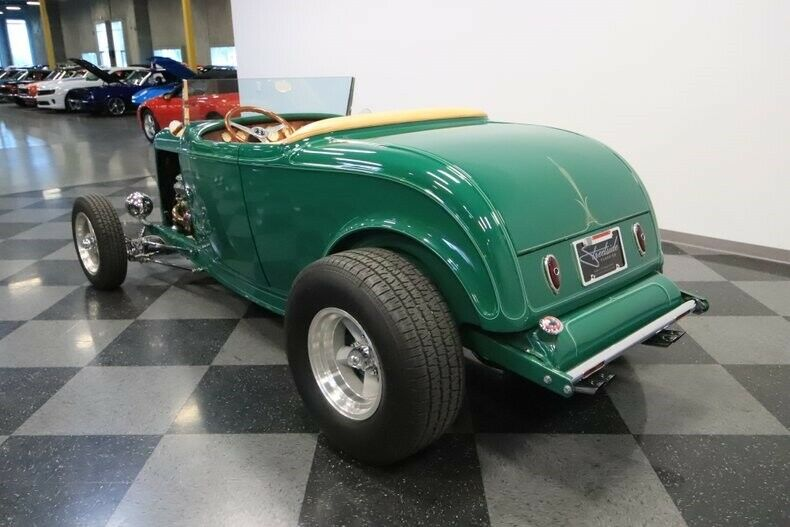 383 stroker 1932 Ford Roadster hot rod