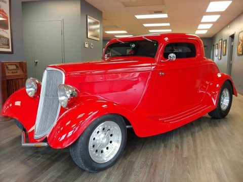 awesome 1933 Ford Model 40 hot rod for sale