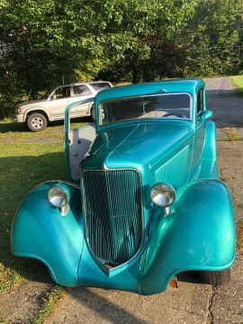 beautiful 1934 Plymouth hot rod for sale