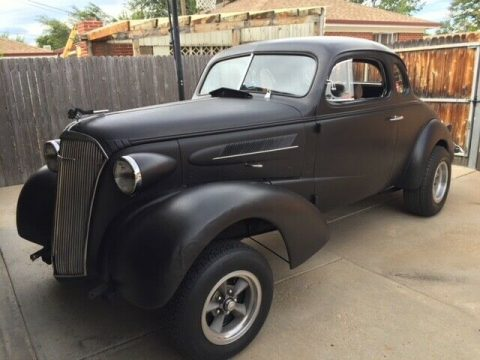 gasser 1937 Chevrolet hot rod for sale