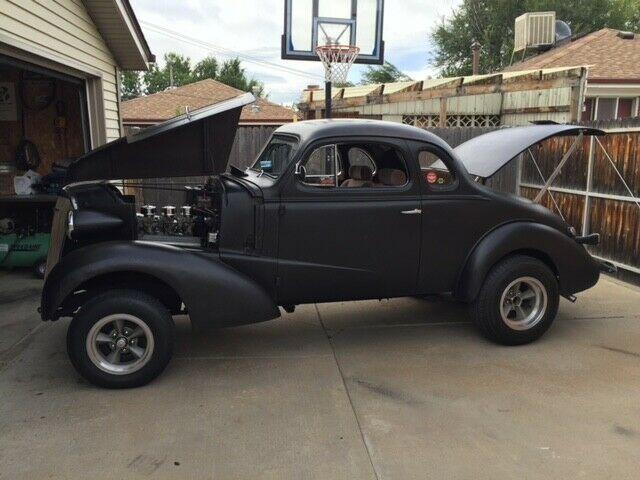 gasser 1937 Chevrolet hot rod