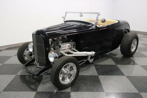 low miles 1932 Ford Roadster hot rod for sale