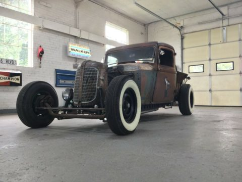 nice patina 1933 Dodge Truck hot rod for sale