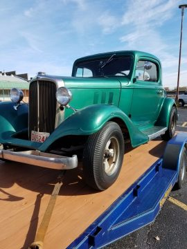 old school 1933 Chevrolet Hot Rod for sale