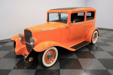 well built 1932 Chevrolet Confederate hot rod for sale