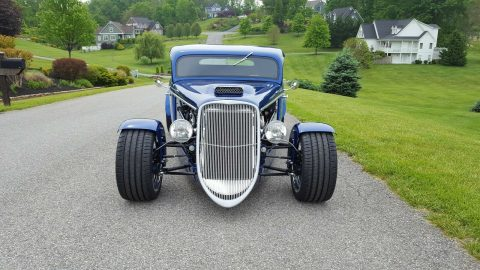 well built 1933 Ford hot rod for sale