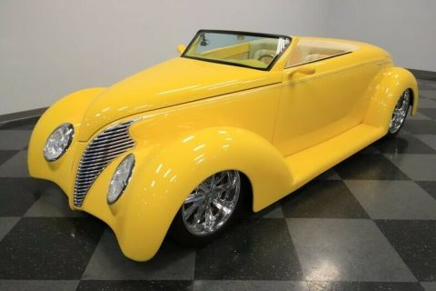 badass 1939 Ford Roadster hot rod for sale