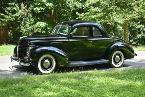crate engine 1939 Ford Standard Coupe Hot Rod for sale