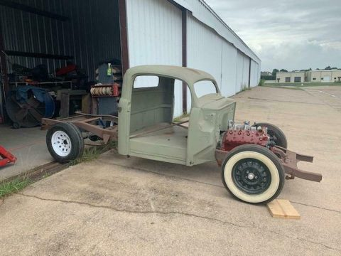 project 1948 Ford F 100 Hot Rod for sale