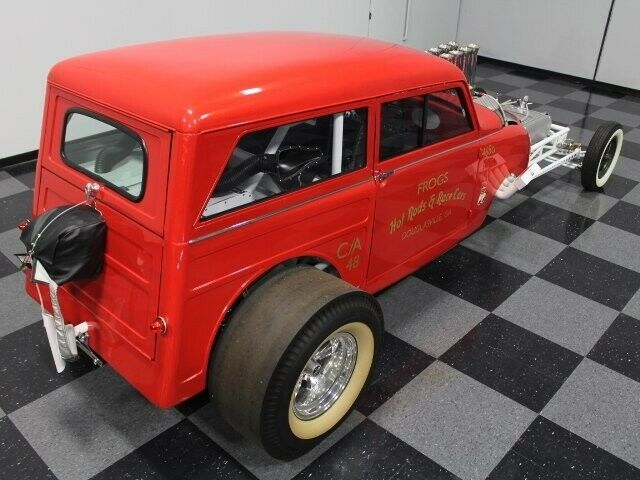 unique 1948 Crosley Hot Rod