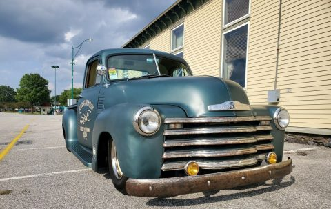 well built 1952 Chevrolet Pick Up Hot Rod for sale