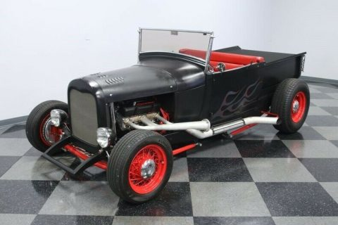 beautiful 1926 Chevrolet Roadster Pickup hot rod for sale