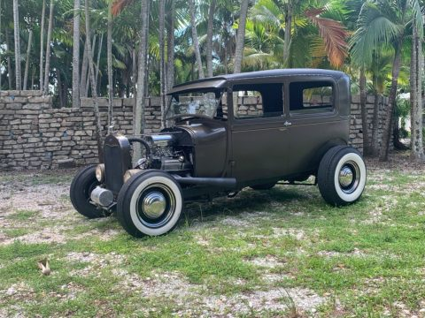 new carburetor 1929 Ford Model A hot rod for sale