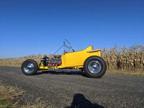 new tires 1923 Ford Model T hot rod for sale