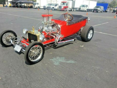 old school 1923 Ford T Bucket hot rod for sale