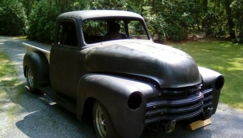 project 1954 Chevrolet Pickup 3100 hot rod for sale