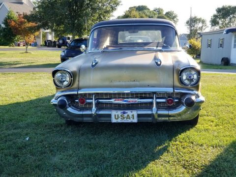 racer 1957 Chevrolet Bel Air/150/210 Sedan Delivery hot rod for sale